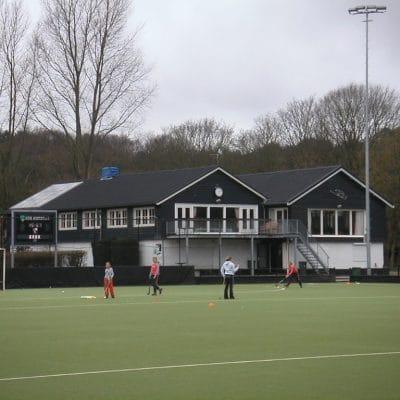 Verbouwing uitbreiding interieur clubhuis Hockeyclub Bloemendaal