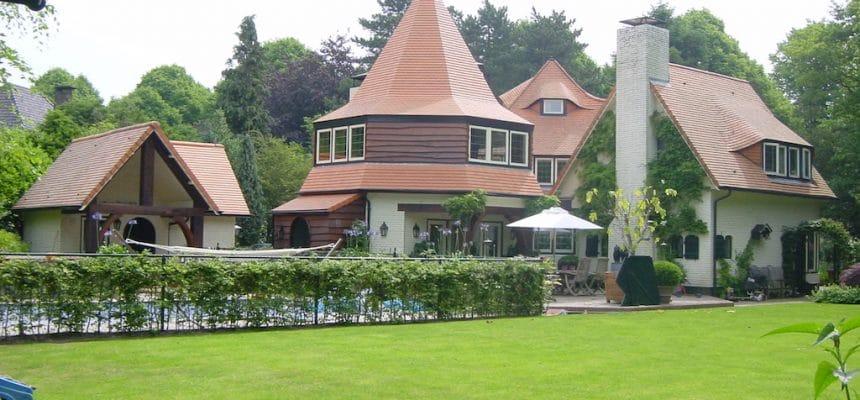 Uitbreiding landhuis Aerdenhout Jan Rebel