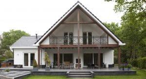 Moderne villa in Aerdenhout - een ontwerp van architect Hein Warnaars in Bloemendaal