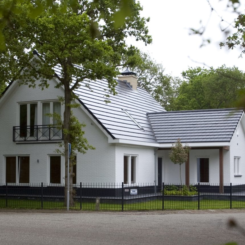 Nieuwbouw moderne villa Aerdenhout