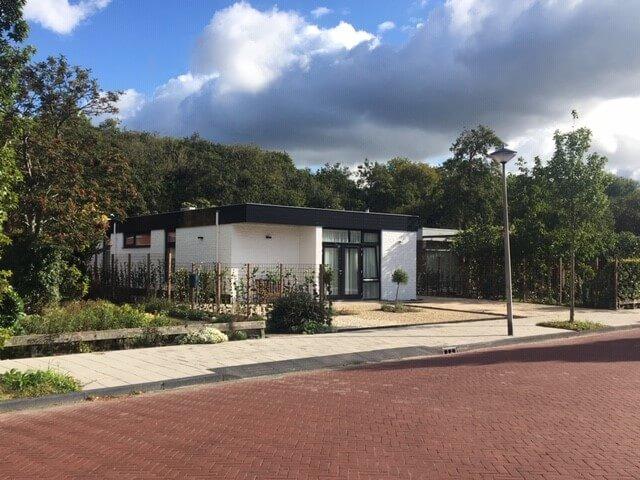 Levensloopbestendige bungalow in Heemstede - een ontwerp van architect Hein Warnaars in Bloemendaal
