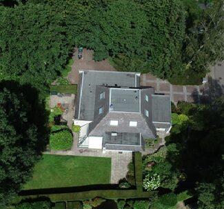 Verbouwing eind jaren 80 huis Aerdenhout | een ontwerp van architect Warnaars Bloemendaal